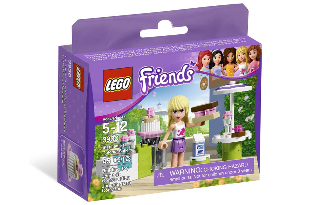 LEGO Friends Выпечка Стефани (3930)