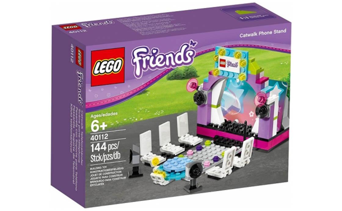 LEGO Friends Подиум для моделей (40112)