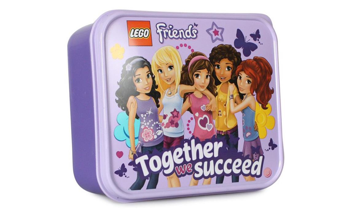 LEGO Accessories Ланчбокс Friends (40501732)