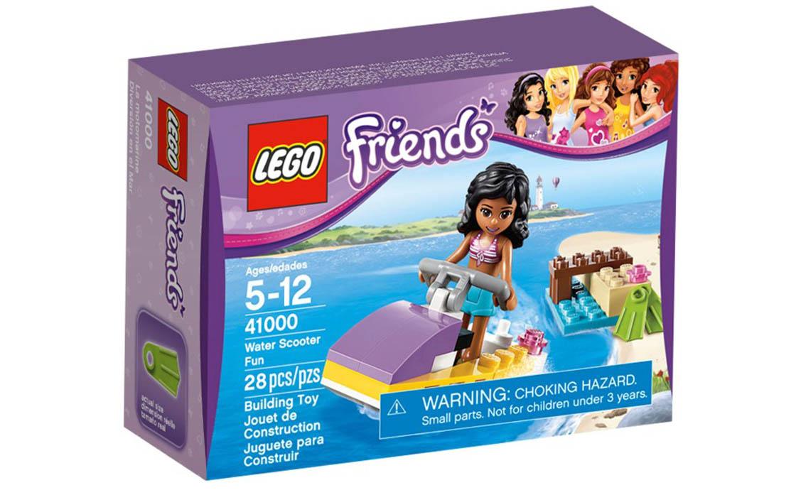 LEGO Friends Водный мотоцикл Кейт (41000)