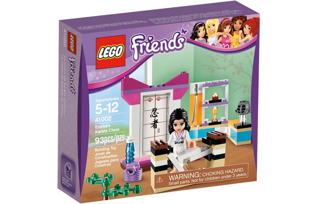 LEGO Friends Эмма-каратистка (41002)