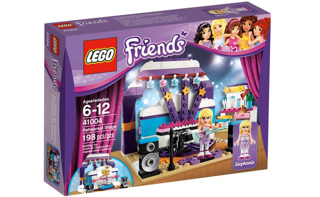 LEGO Friends Генеральная репетиция (41004)