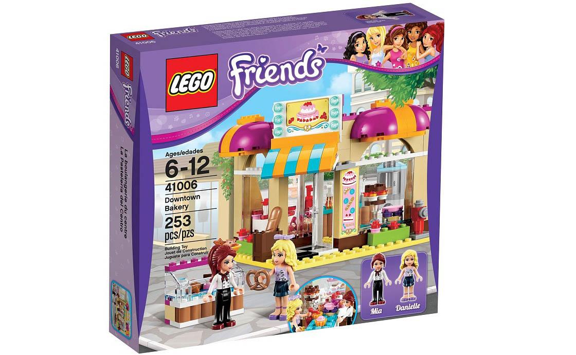 LEGO Friends Городская пекарня Friends (41006)