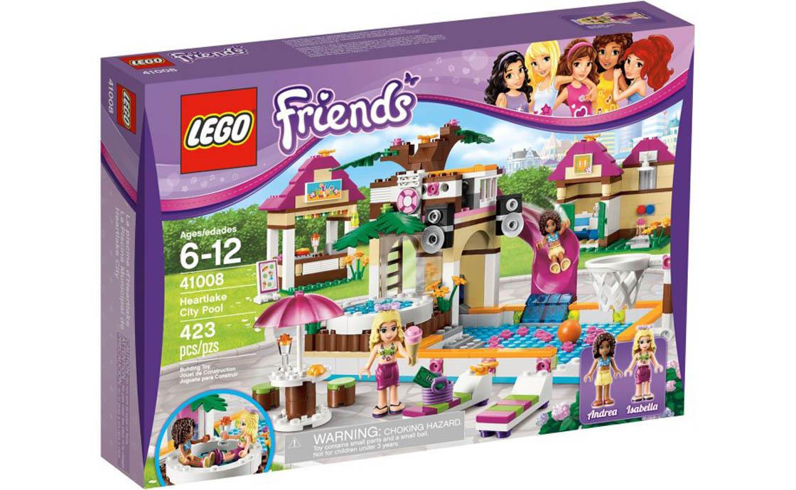 LEGO Friends Городской бассейн (41008)