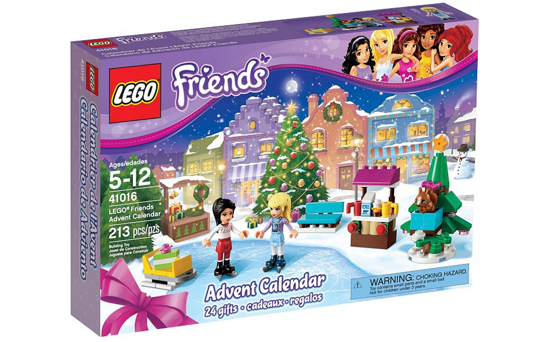 LEGO Friends Адвент календарь Френдс (41016)