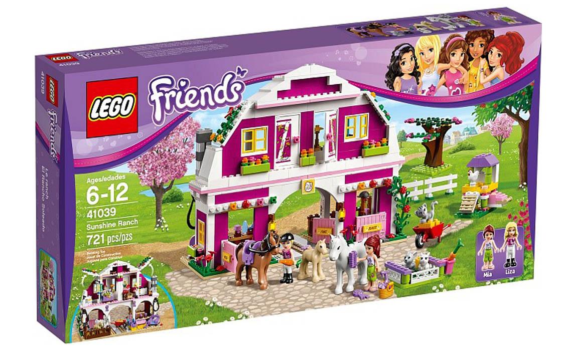LEGO Friends Подружки на ранчо Мии (41039)