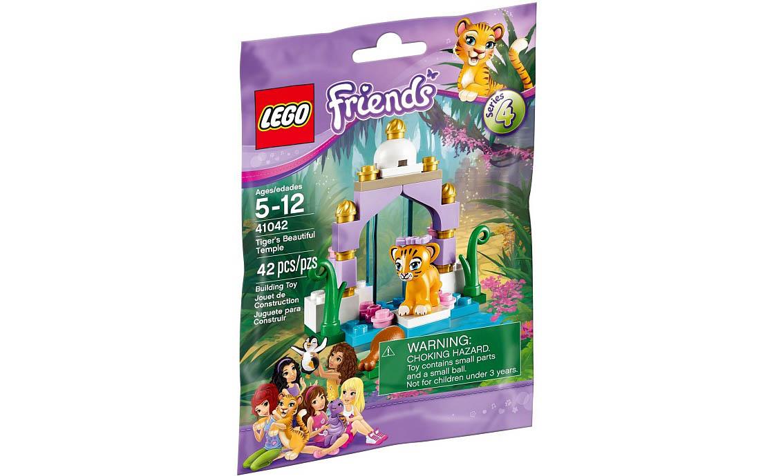 LEGO Friends Красивый храм тигра (41042)