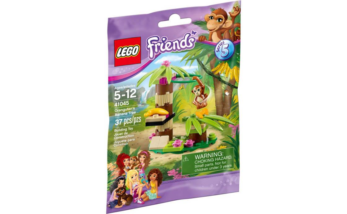 LEGO Friends Банановое дерево обезьянки (41045)