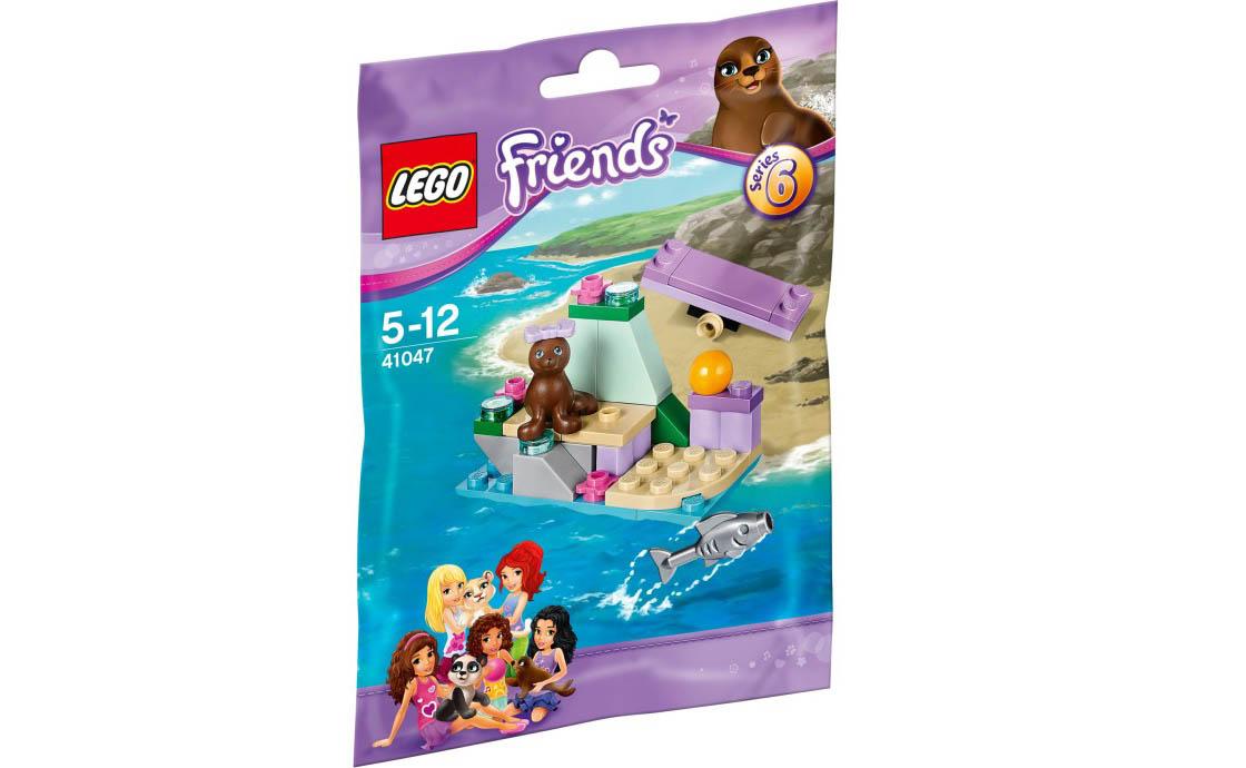 LEGO Friends Скала морского котика (41047)