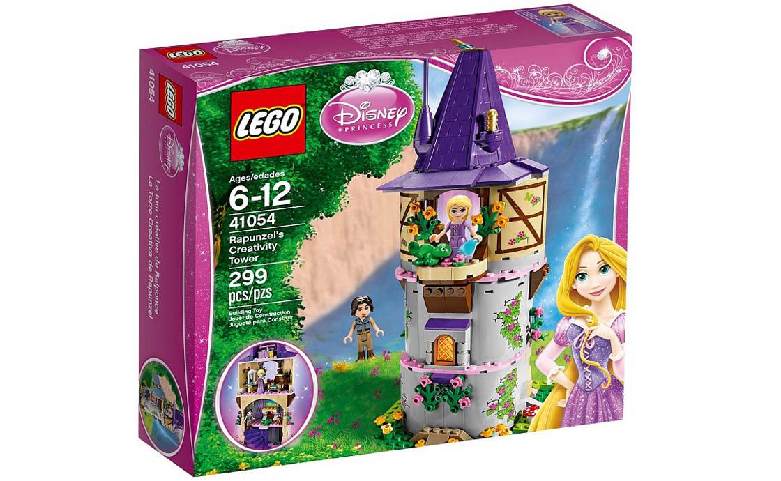 LEGO Disney Princess Башня Рапунцель (41054)