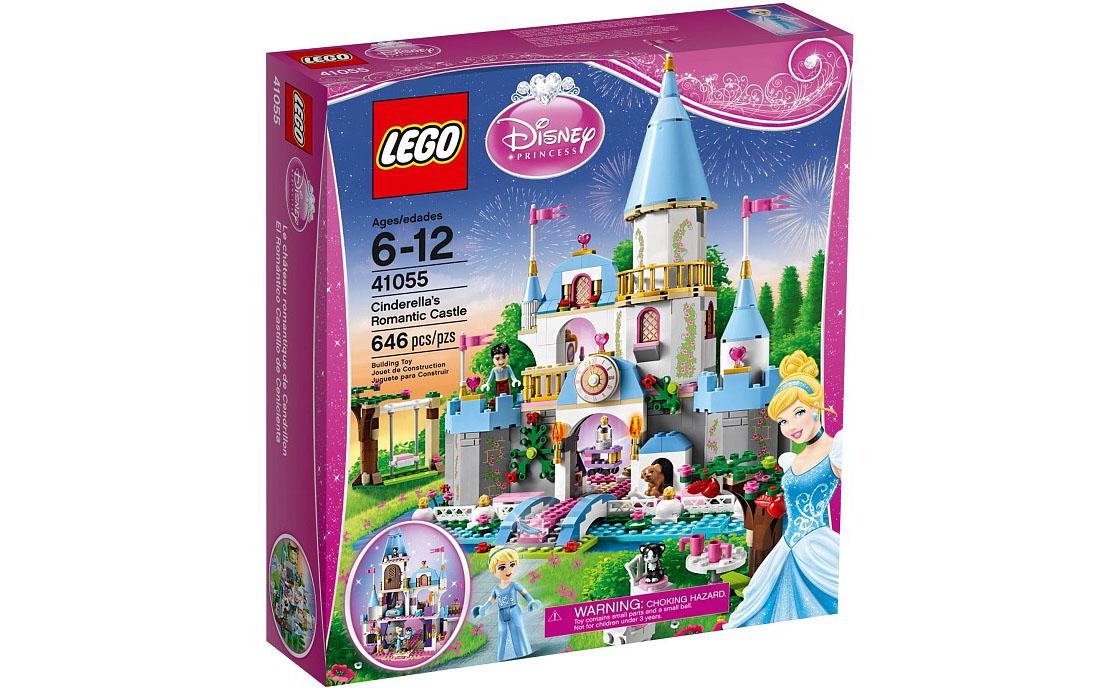 LEGO Disney Princess Замок Золушки (41055)