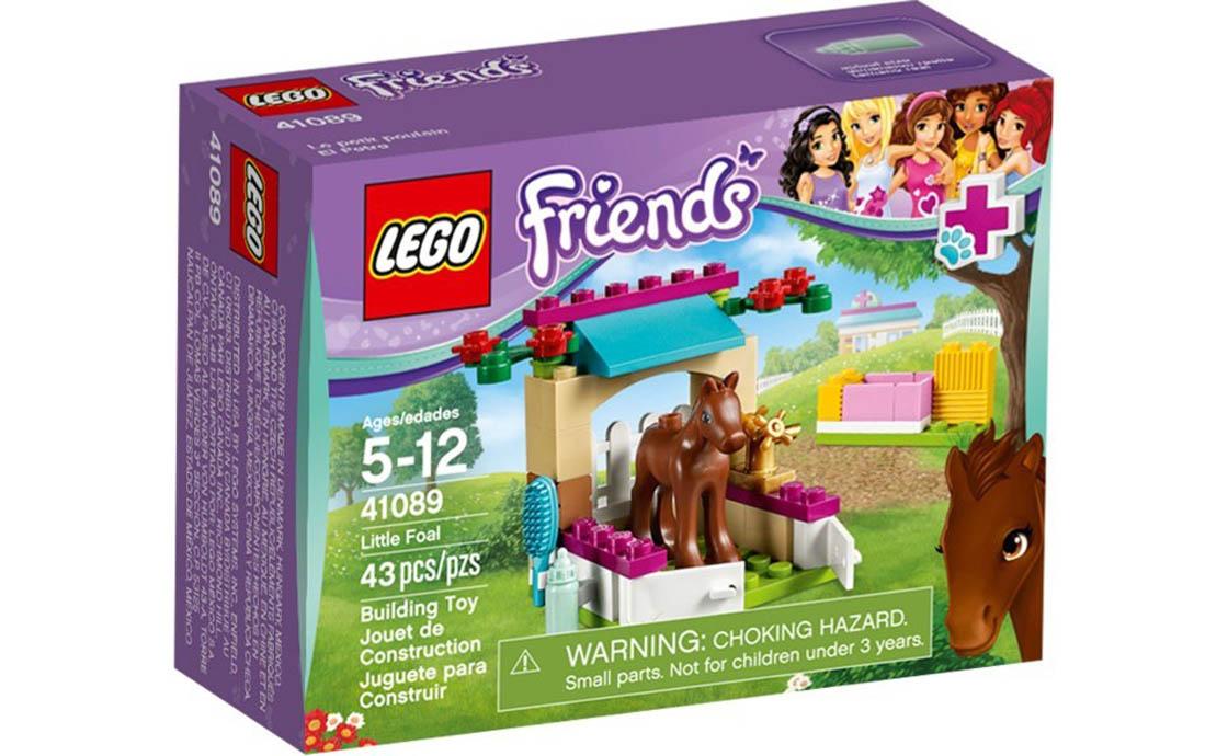 LEGO Friends Уход за жеребёнком (41089)
