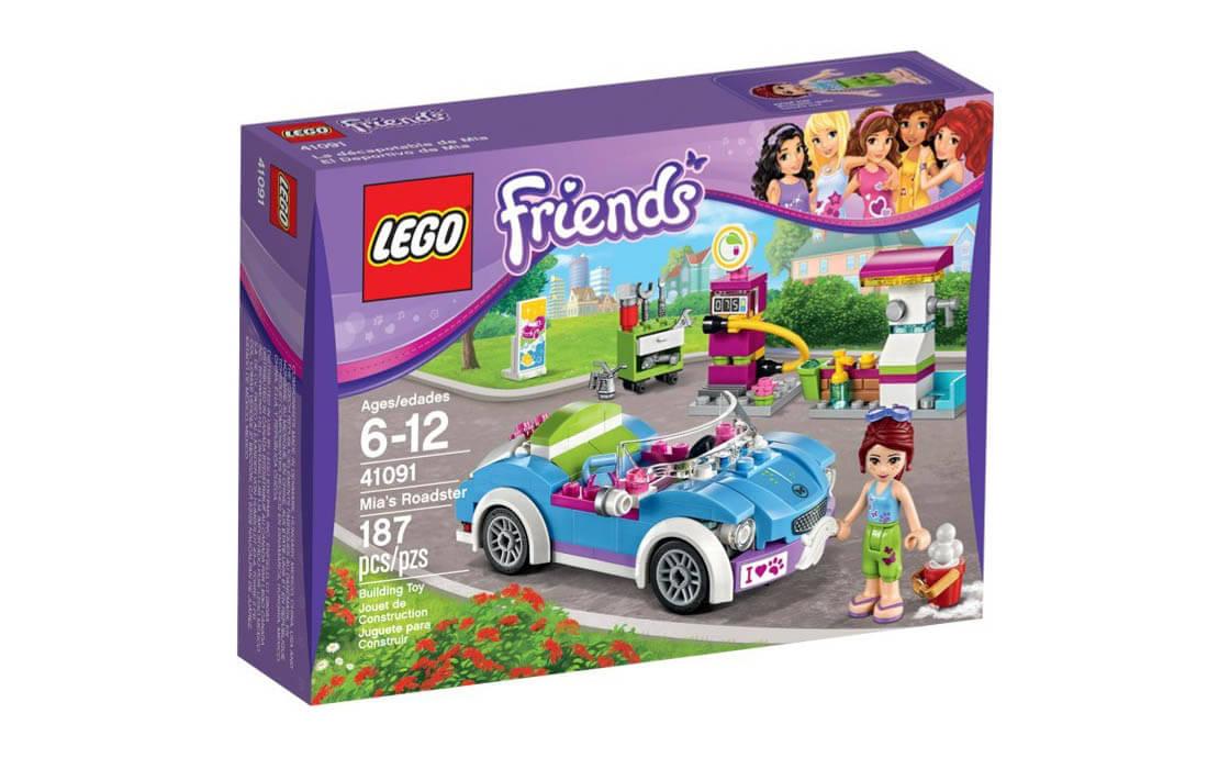 LEGO Friends Кабриолет Мии (41091)
