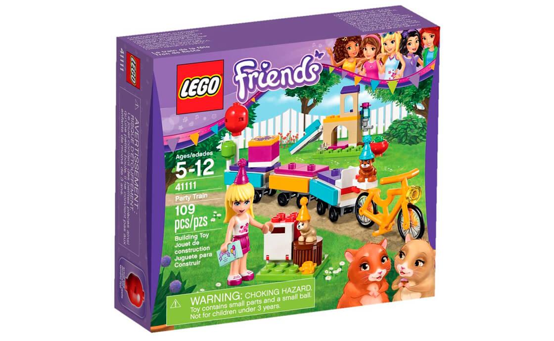 LEGO Friends День народження: велосипед (41111)