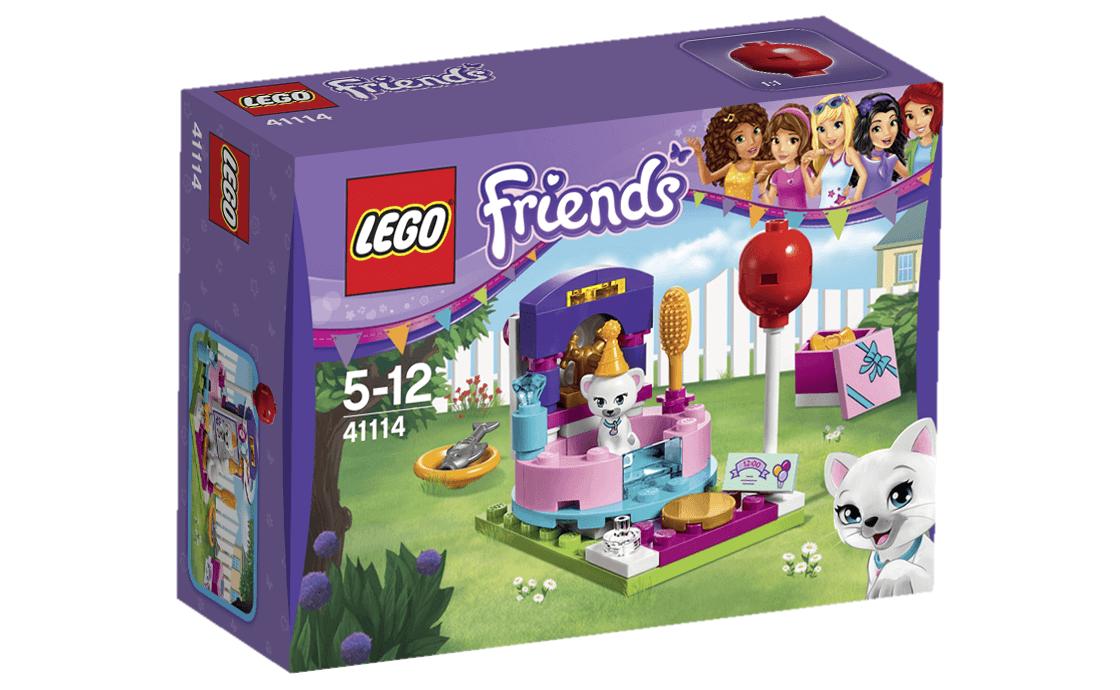 LEGO Friends День народження: салон краси (41114)