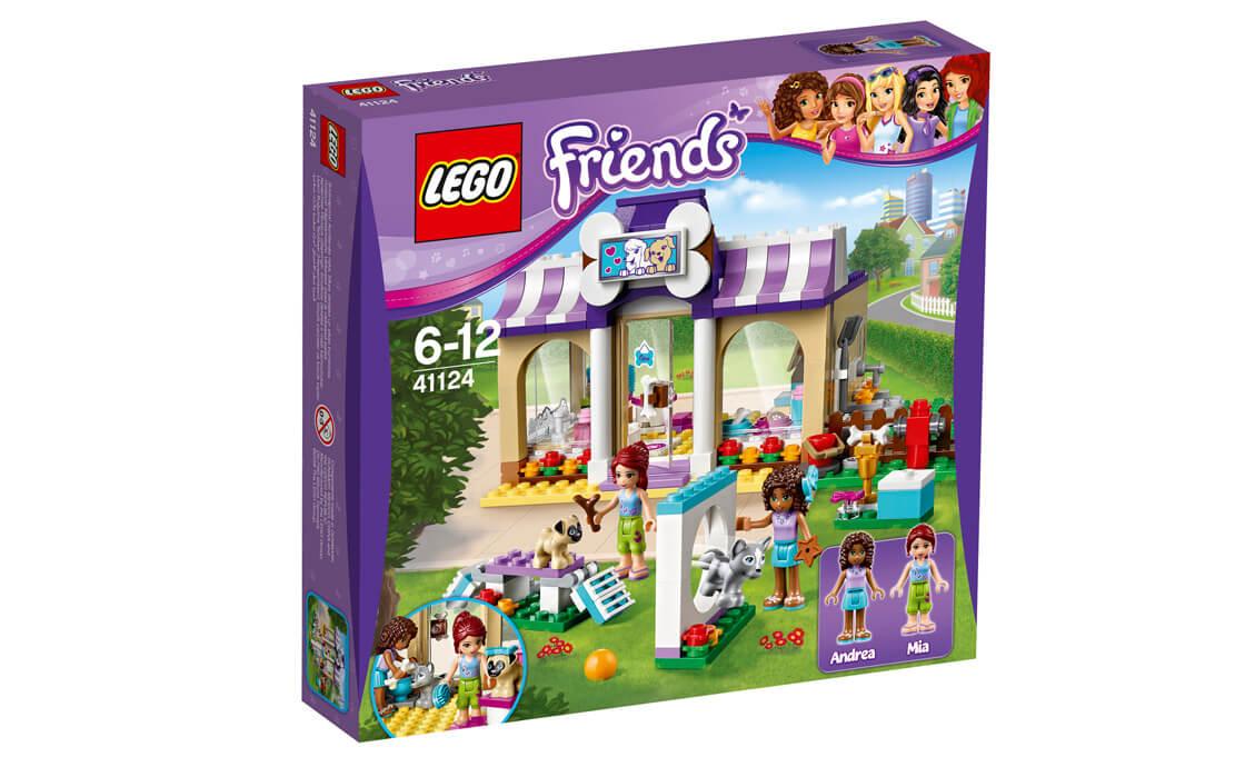 LEGO Friends Дитсадок для цуциків (41124)