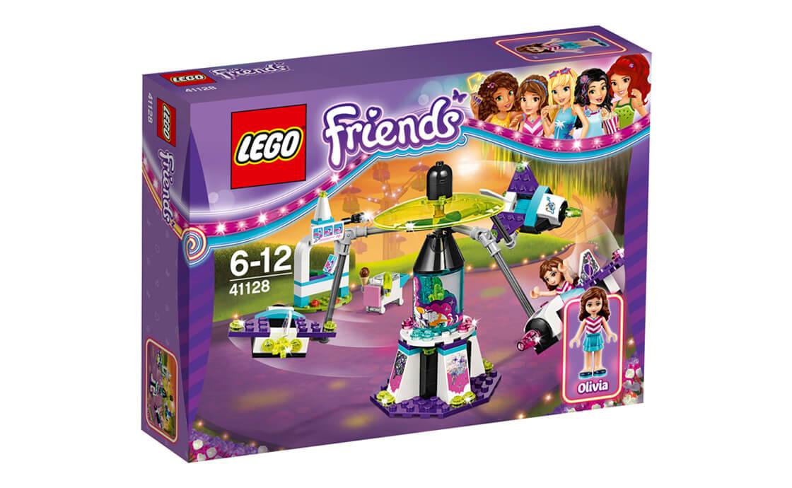 LEGO Friends Парк розваг: космічні мандри (41128)