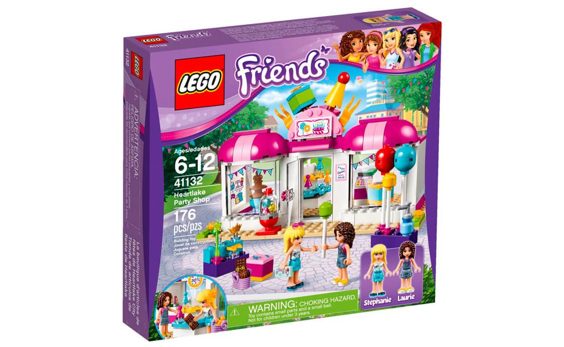 LEGO Friends Магазин товарів для вечірок (41132)
