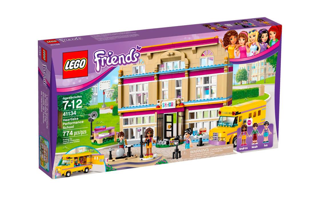LEGO Friends Школа виконавчого мистецтва (41134)