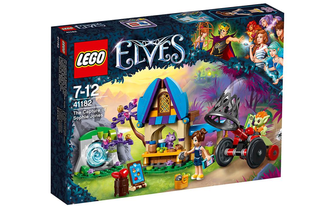 LEGO Elves Викрадення Софі Джонс (41182)