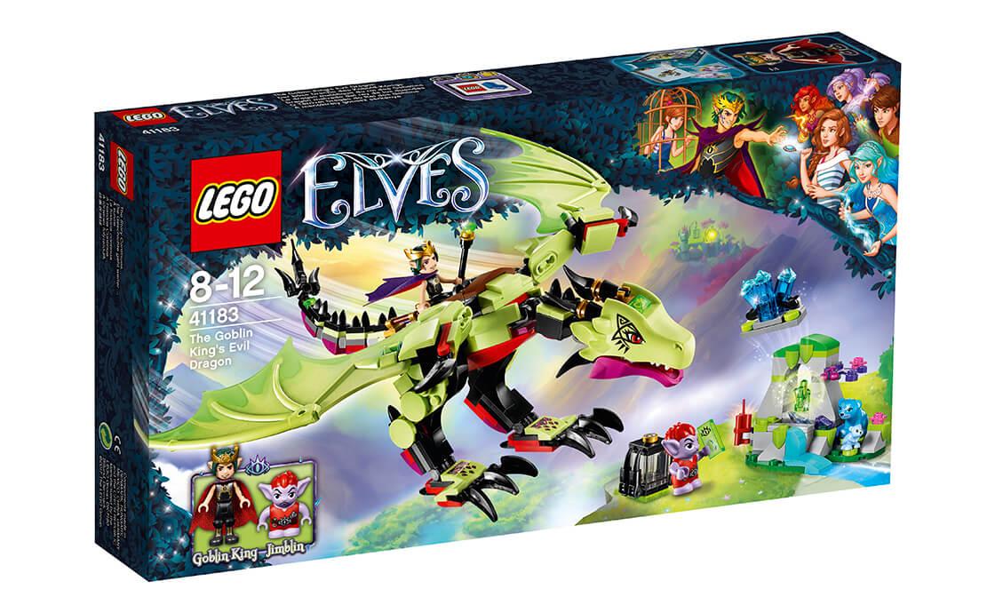 LEGO Elves Дракон Короля Гоблінів (41183)