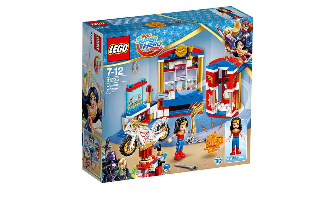 LEGO DC Super Hero Girls Будинок Диво–жінки (41235)