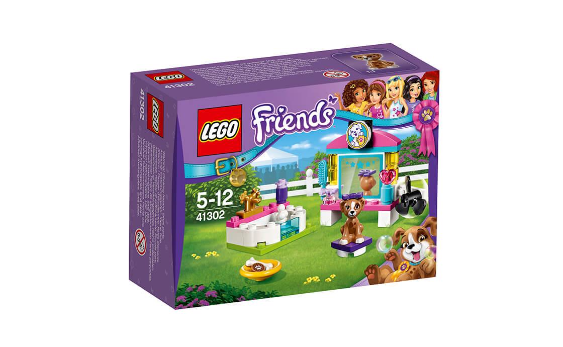 LEGO Friends Пустування цуцика (41302)