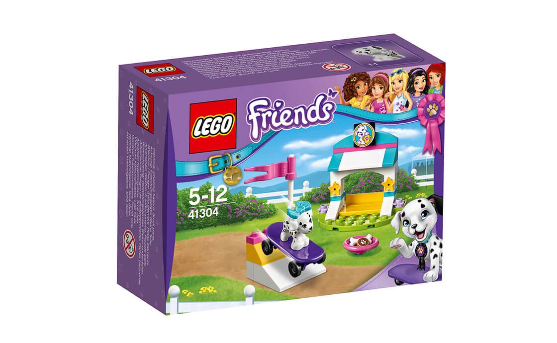LEGO Friends Ласощі і трюки цуцика (41304)