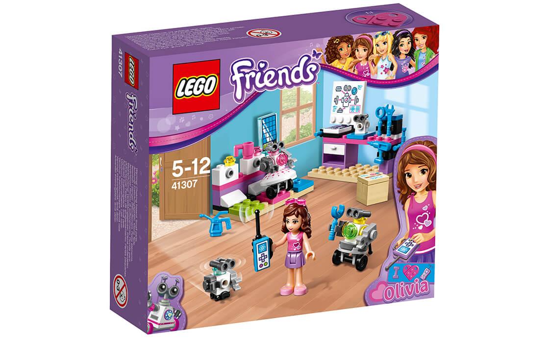 LEGO Friends Творча лабораторія Олівії (41307)