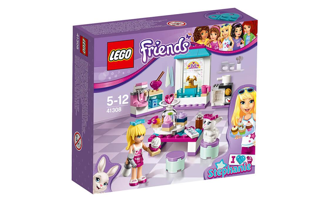 LEGO Friends Дружні тістечка Стефані (41308)