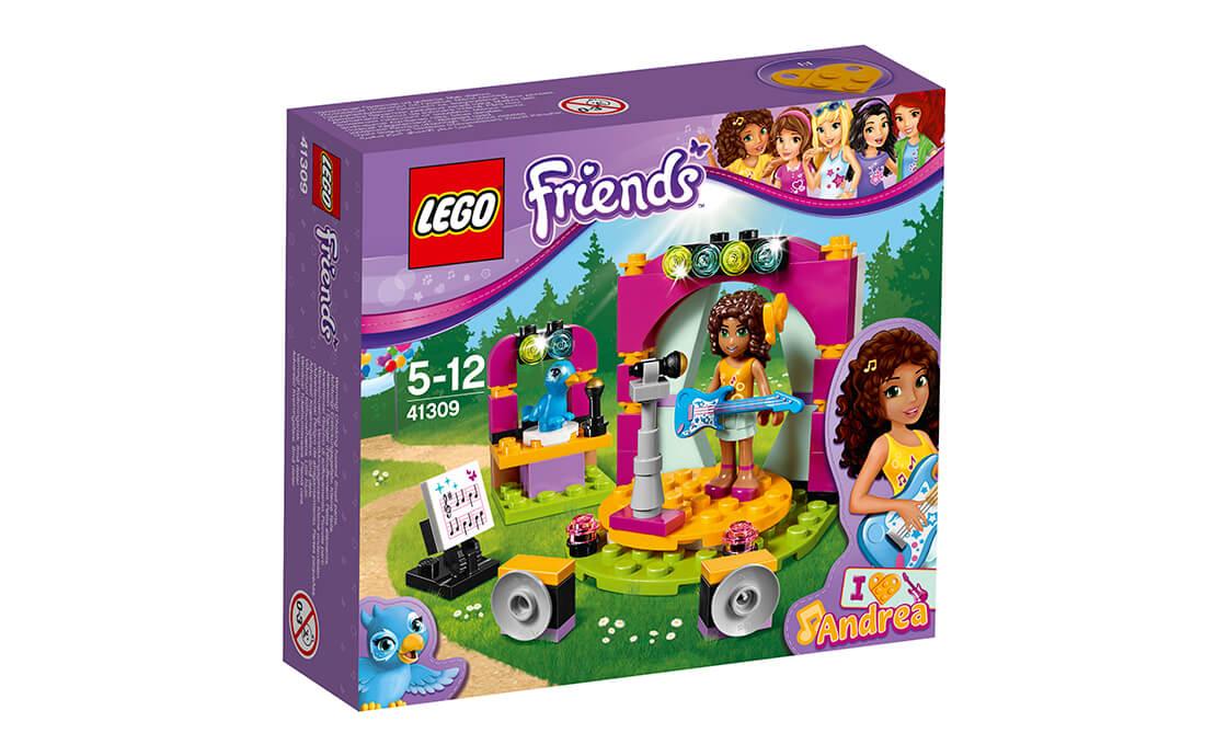 LEGO Friends Музичний дует Андреа (41309)