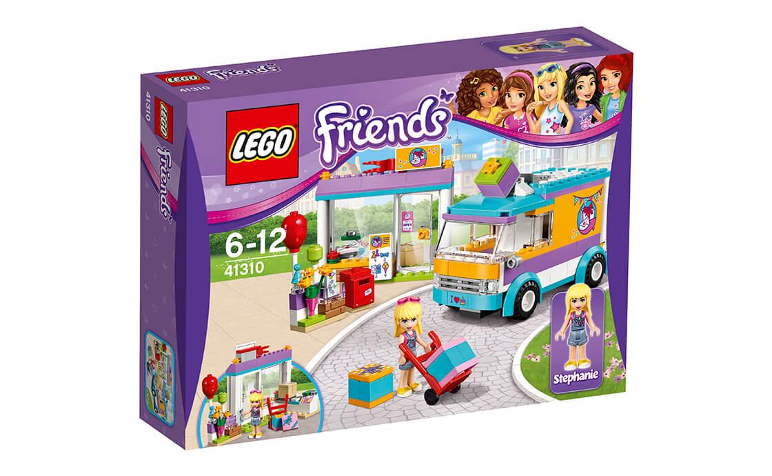 LEGO Friends Доставка подарунків у Хартлейку (41310)