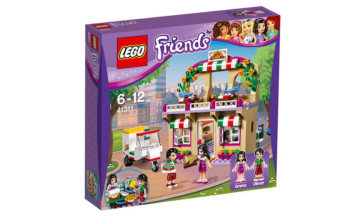 LEGO Friends Піцерія в Хартлейку (41311)