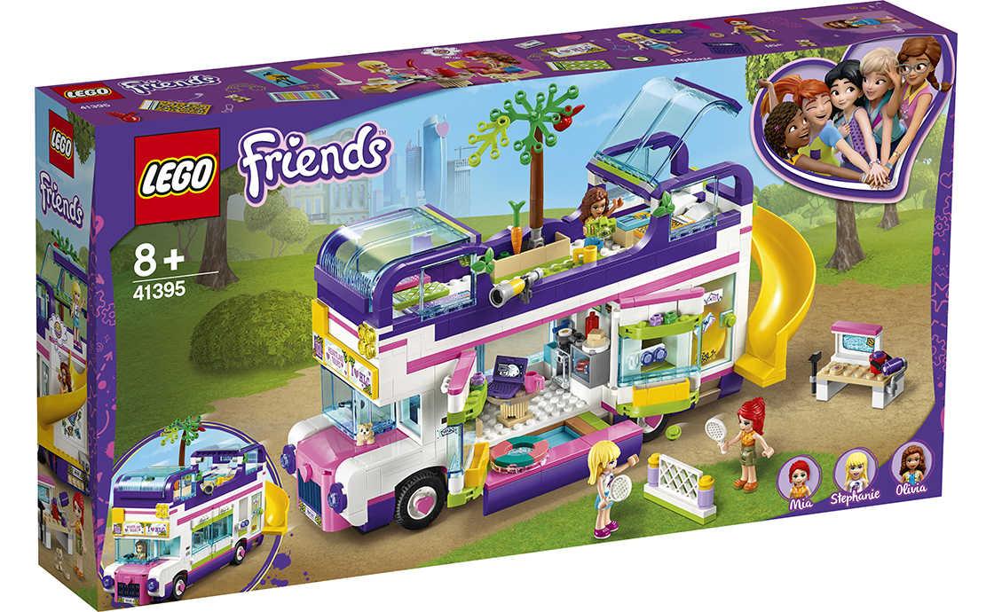 LEGO Friends Автобус для друзей (41395)