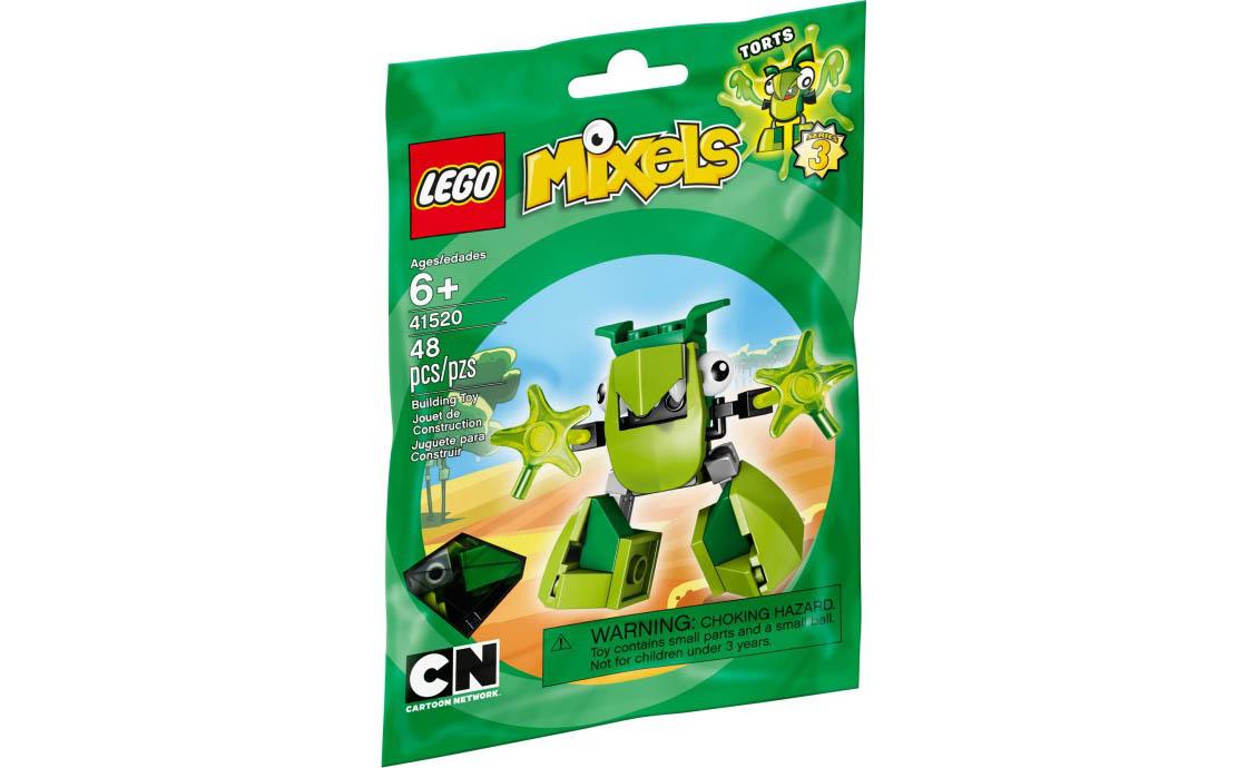 LEGO Mixels Тортс (41520)