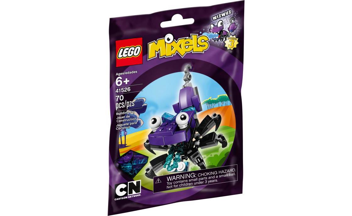 LEGO Mixels Визваз (41526)