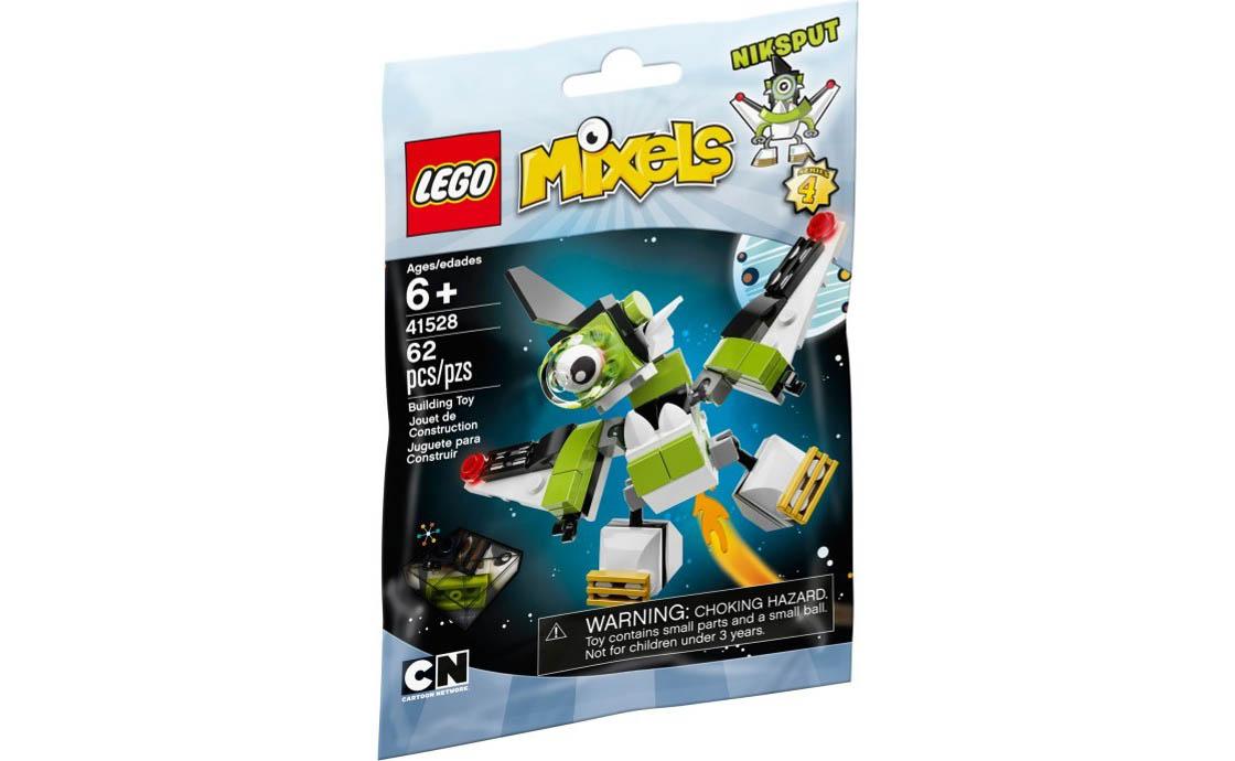 LEGO Mixels Никспут (41528)