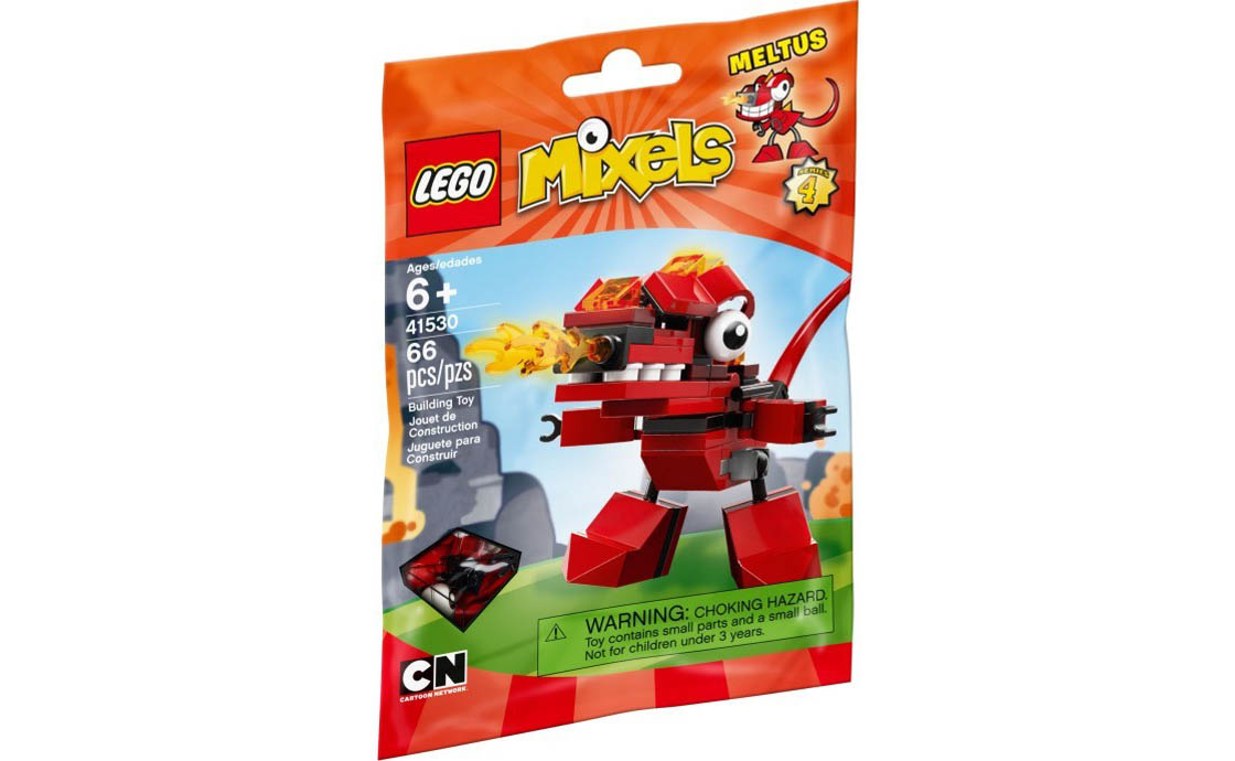 LEGO Mixels Мелтус (41530)