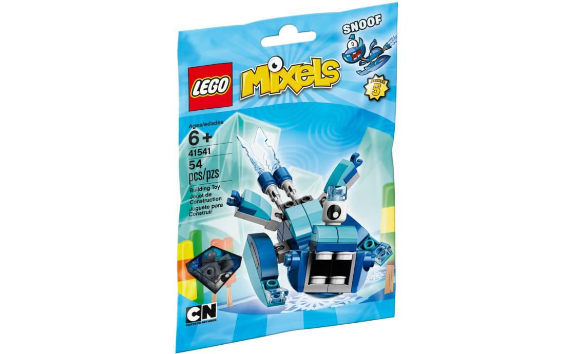 LEGO Mixels Снуф (41541)
