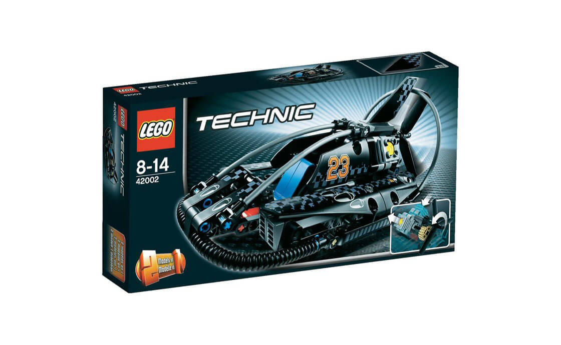 LEGO Technic Аппарат на воздушной подушке (42002)