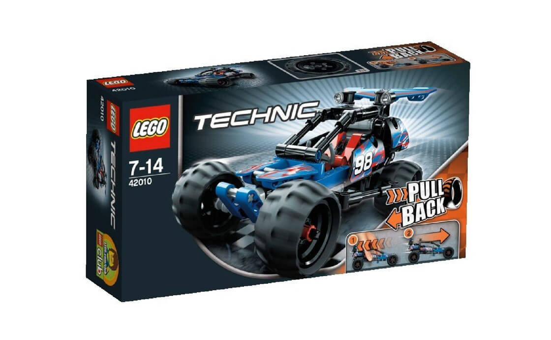 LEGO Technic Внедорожный гоночный автомобиль (42010)