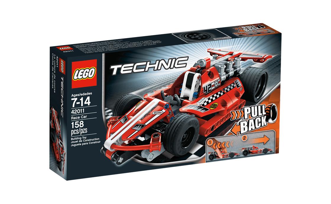 LEGO Technic Гоночный автомобиль (42011)