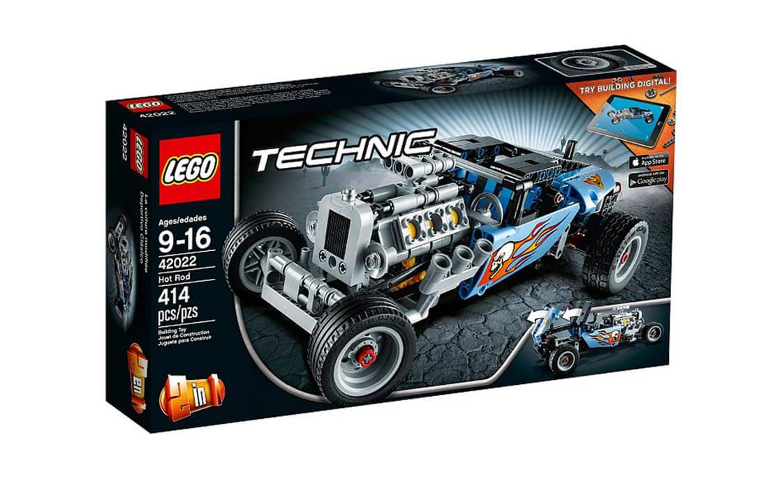 LEGO Technic Хот-род (42022)