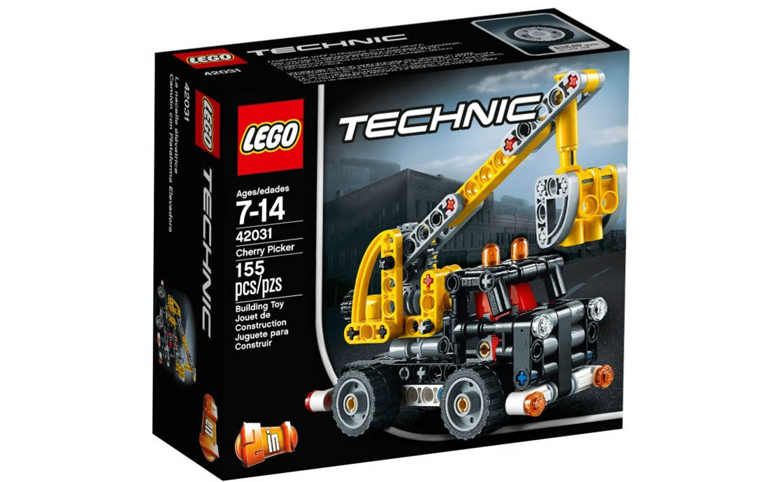 LEGO Technic Автокран (42031)
