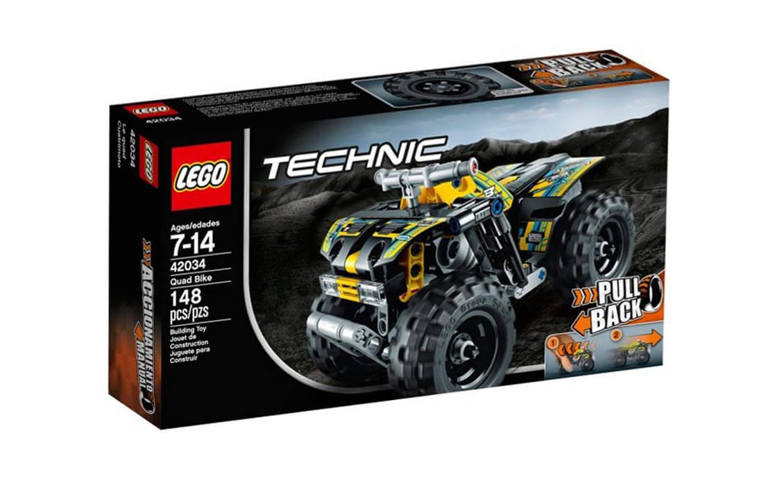 LEGO Technic Квадроцикл (42034)