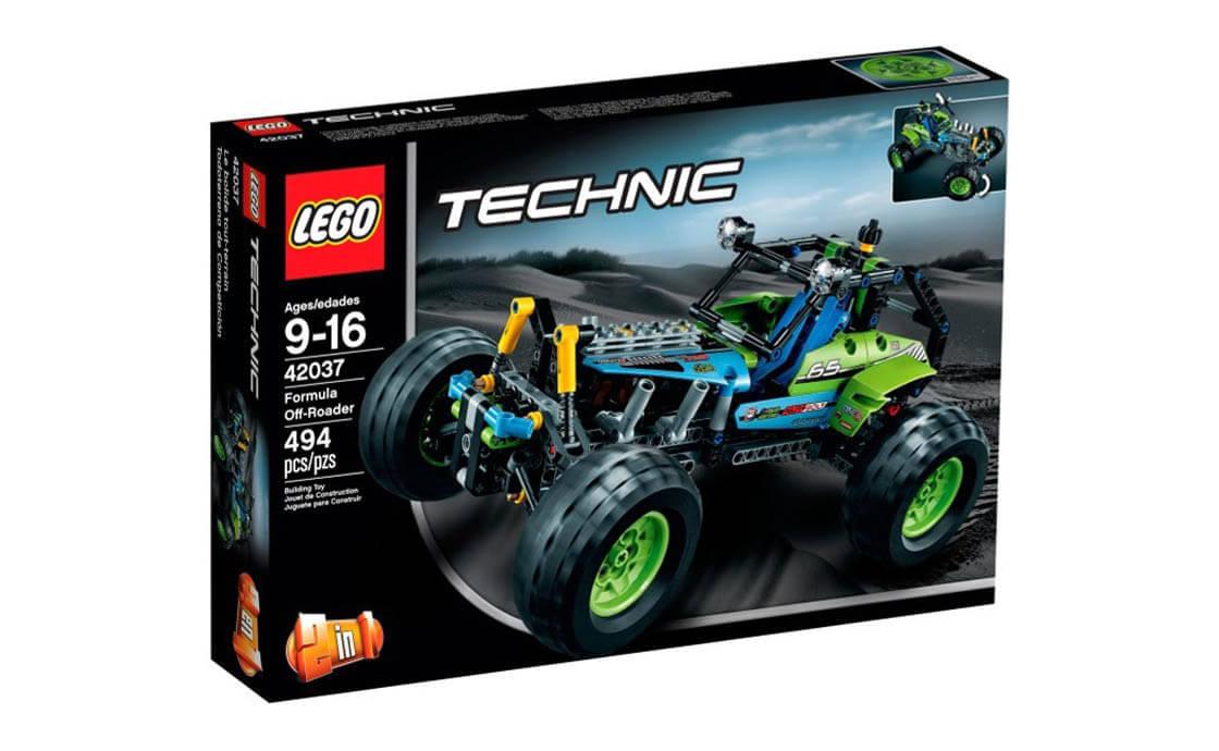 LEGO Technic Внедорожник Формула (42037)