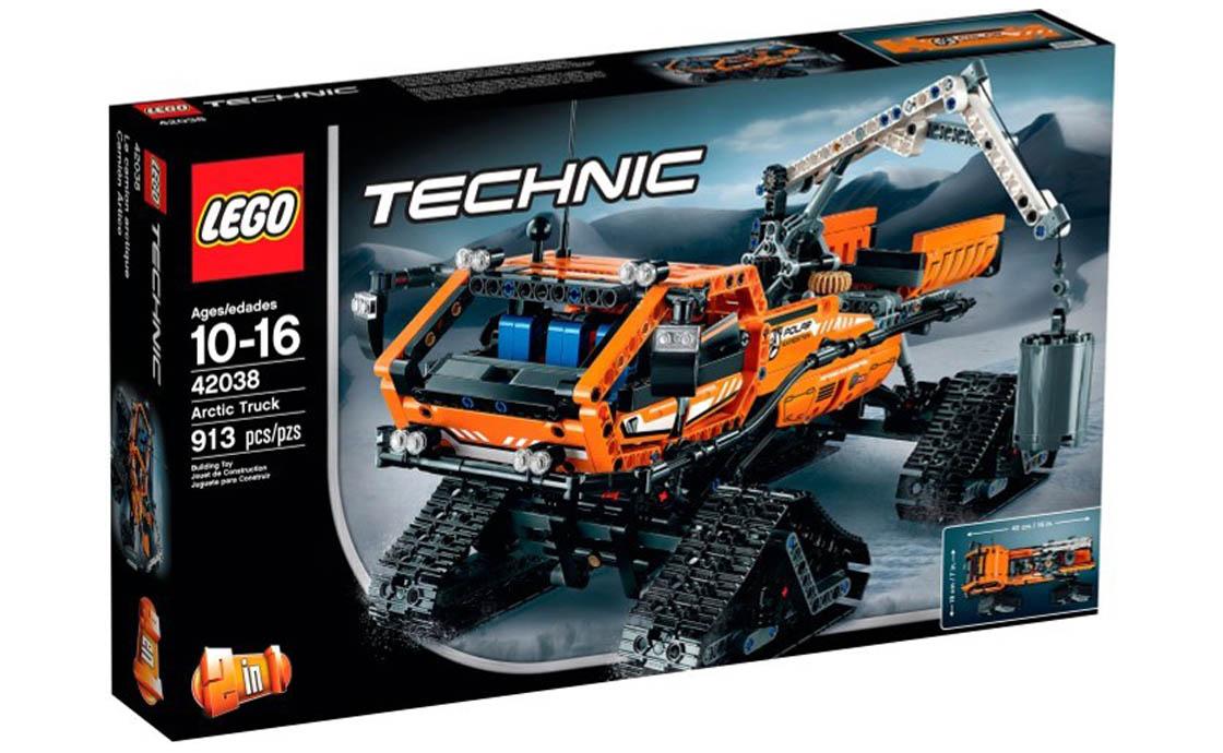LEGO Technic Арктическая машина (42038)