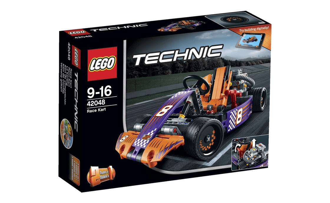 LEGO Technic Гоночный карт (42048)