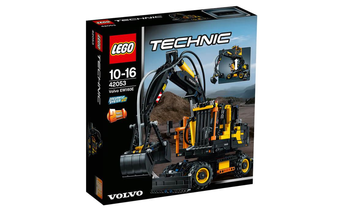 LEGO Technic Volvo EW 160E (42053)