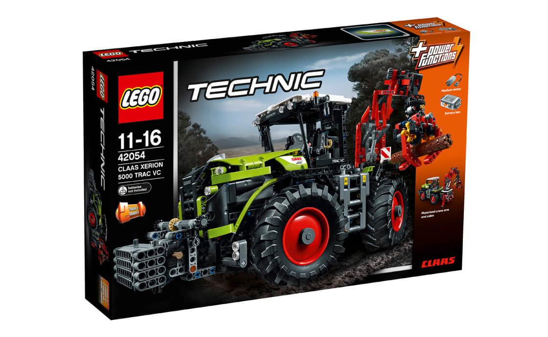 LEGO Technic LEGO Technic CLAAS XERION 5000 TRAC VC (42054)